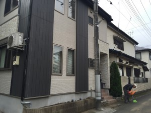 中古戸建住宅庭木取り除き業者依頼埼玉県上尾市東京都北区さいたま市中央区