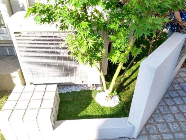 桶川市庭リフォーム