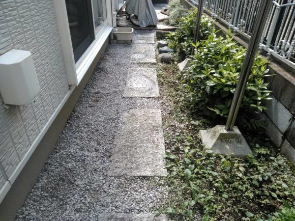 豊島区固まる土花壇