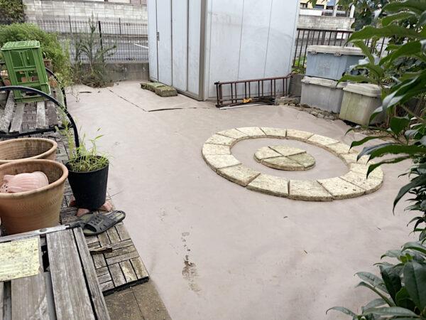 【雑草対策】草刈り・整地・防草シート張り/埼玉県北本市