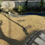 草刈り・整地・TM9(高麗芝)芝張り/埼玉県桶川市