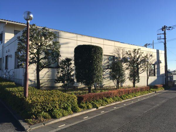施設の植栽管理