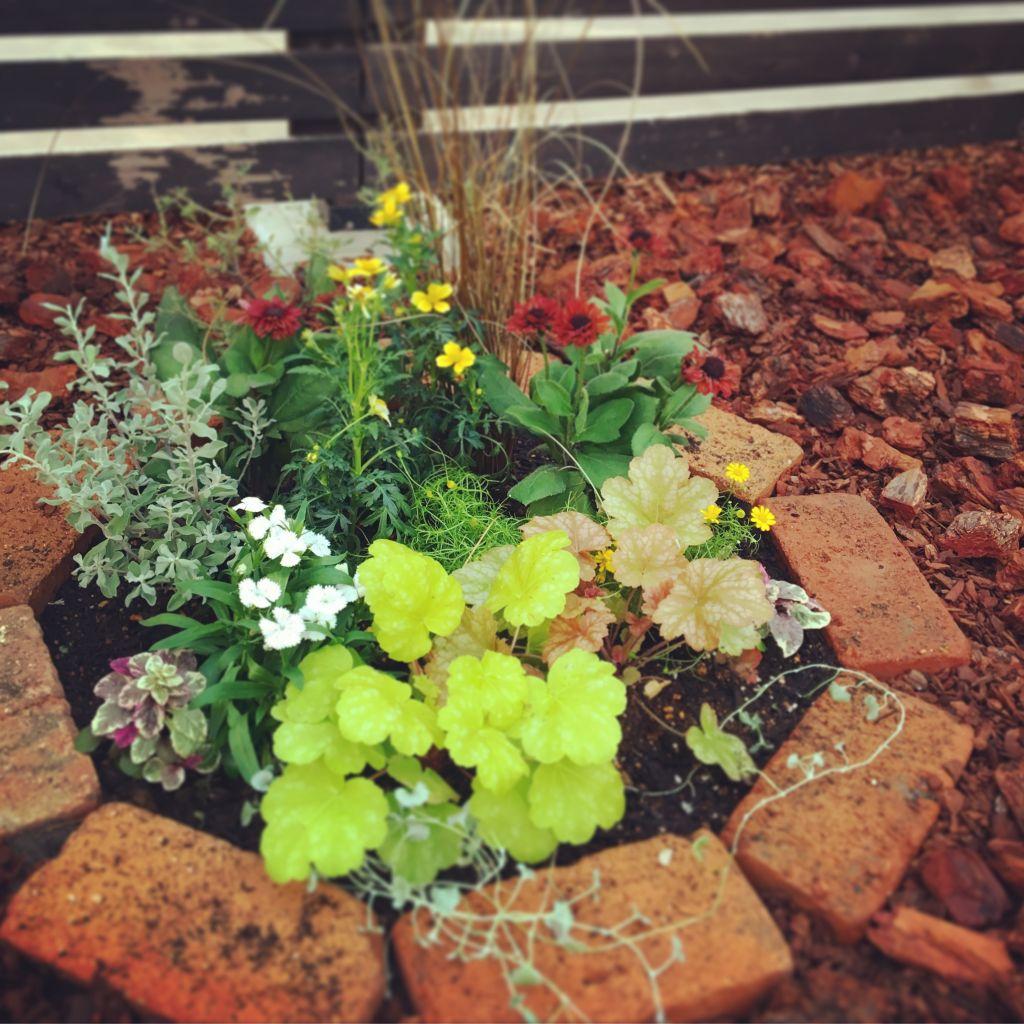 花壇もお作りできます。