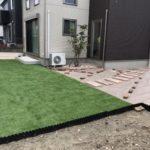 お庭づくり(人工芝、花壇づくりなど)/野田市