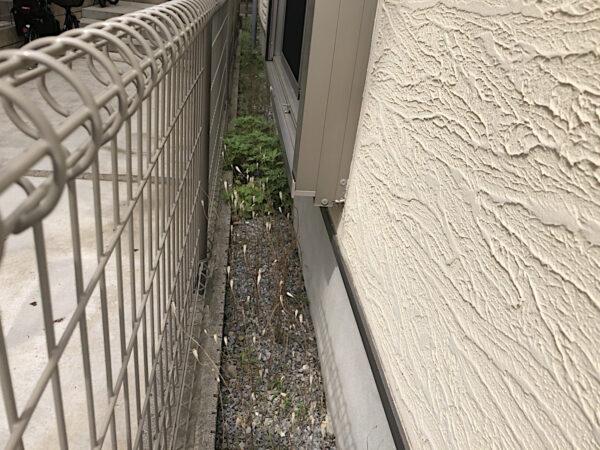 【雑草・防草対策】固まる土の施工/さいたま市浦和区